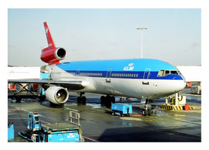 KLM and Northwest cooperation